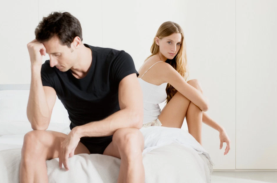Může porno způsobit erektilní dysfunkci?